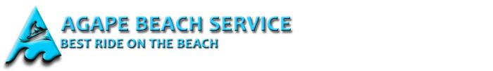Agape Beach Service